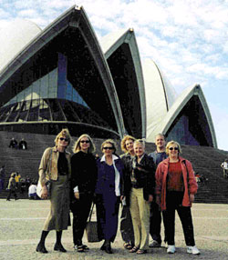 First Canadian Businesswomen's Trade Mission to Australia (2002)